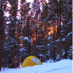 SNOW O WINTER CAMPING PART 2